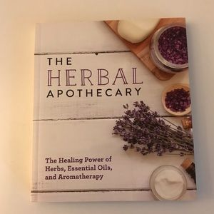 Like New The Herbal Apothecary Book
